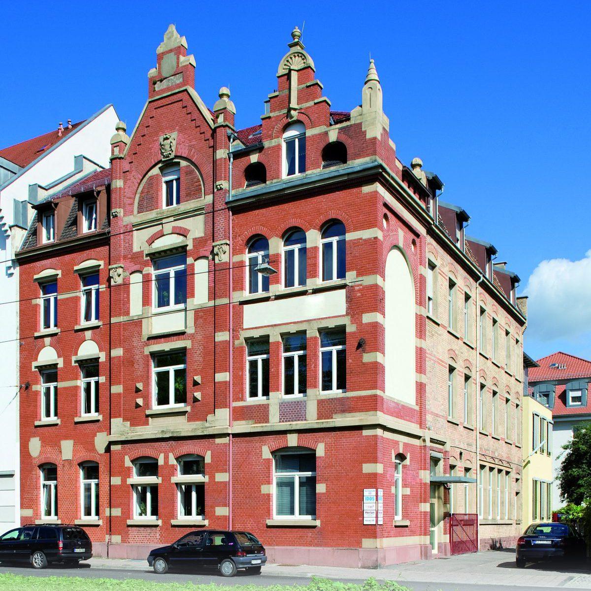 Gebäude aus der Gründerzeit