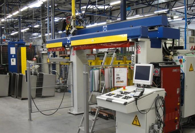 Blanco Fabrik Innenansicht - Bild 2